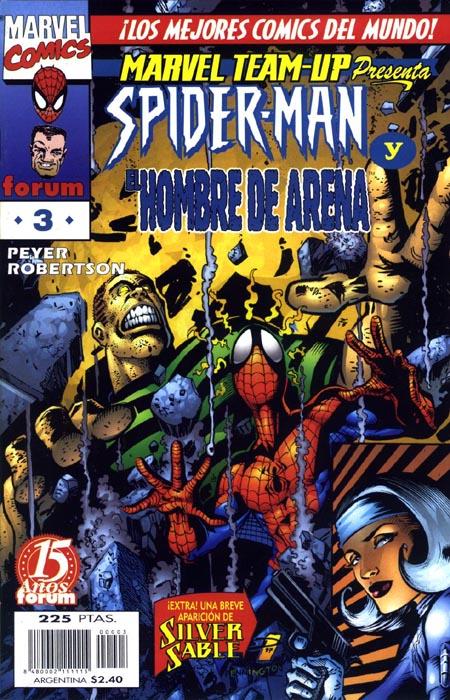 Marvel Team-Up Vol.1 #3 (de 11)