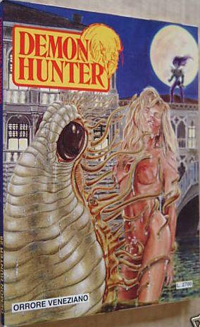 Demon Hunter n. 28