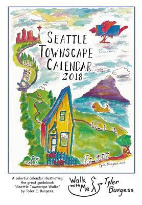 Seattle Calendar 2018