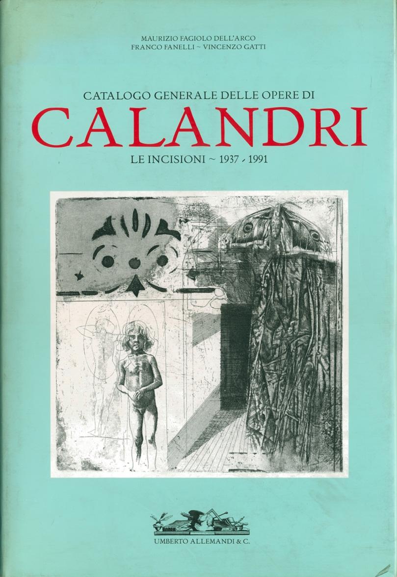 Catalogo generale delle opere di Mario Calandri