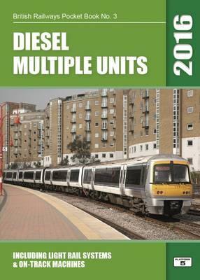 Diesel Multiple Units 2016