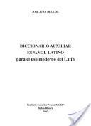 Diccionario Auxiliar
