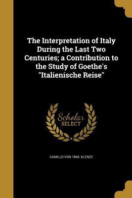 INTERPRETATION OF ITALY DURING