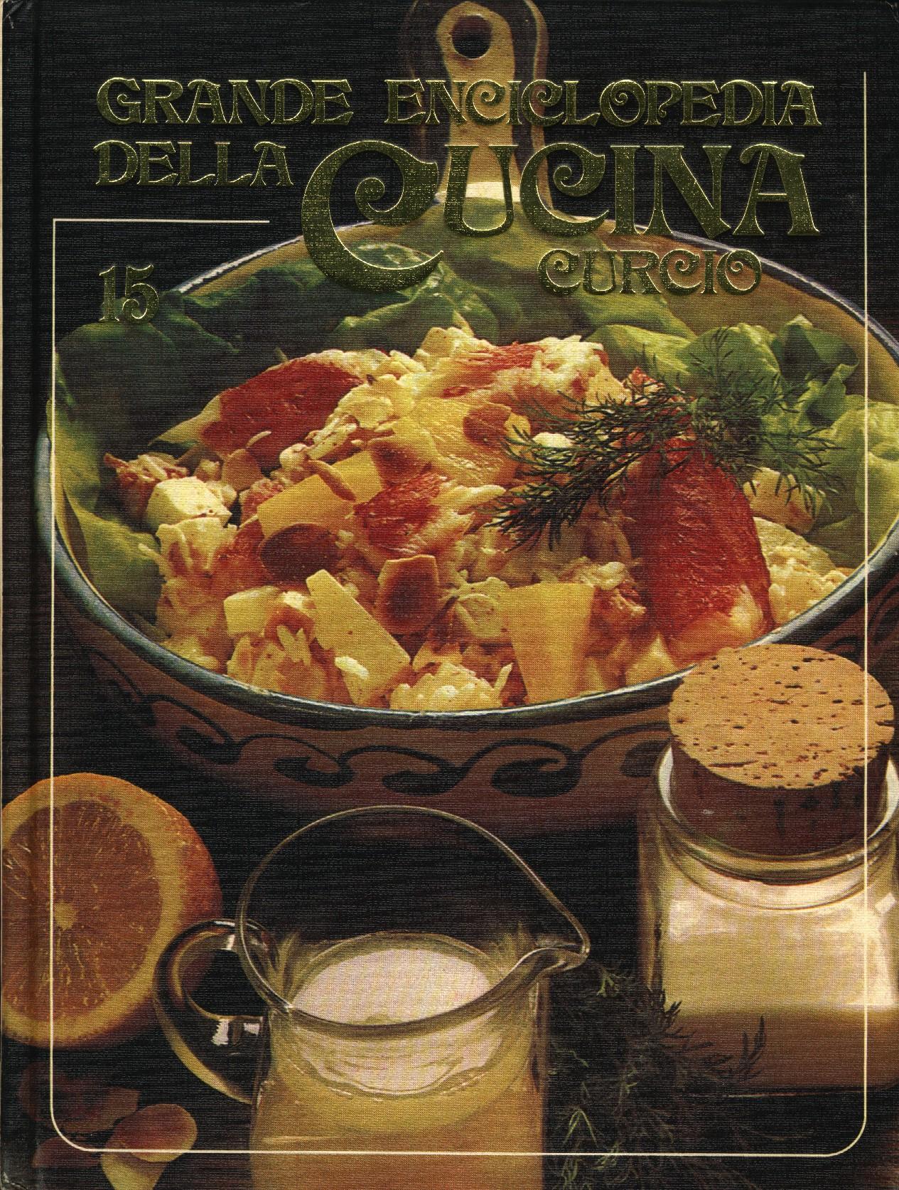 Grande Enciclopedia della Cucina Vol. 15 (pas-pic)