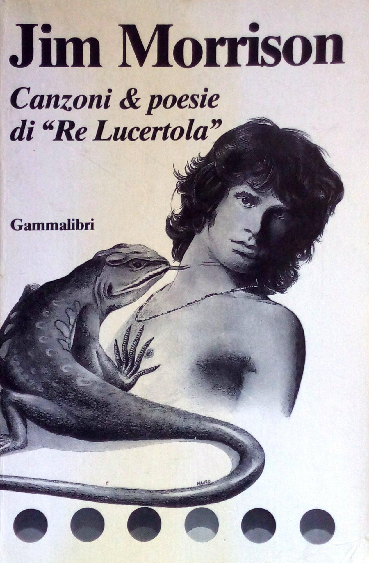 Canzoni & Poesie del Re Lucertola