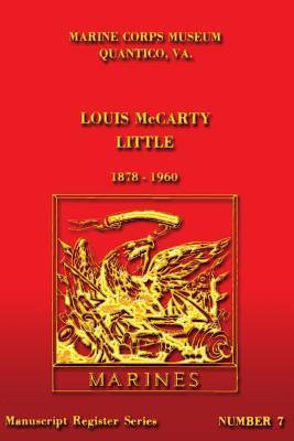 Louis Mccarty Little 1878-1960