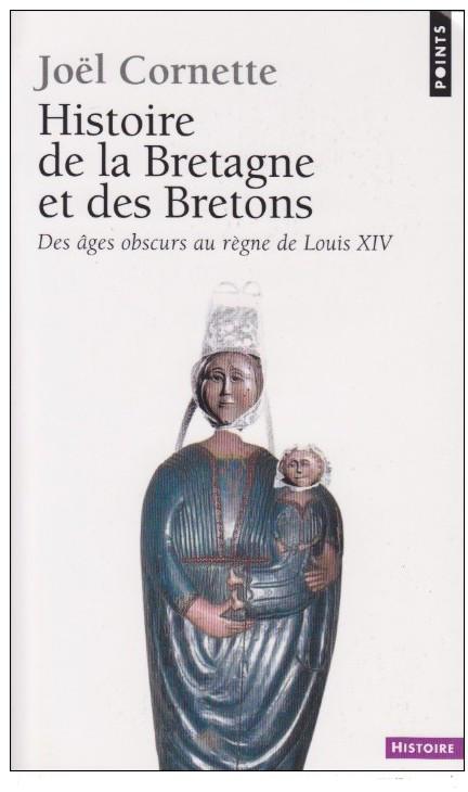 Histoire de la Bretagne et des Bretons, Tome 1