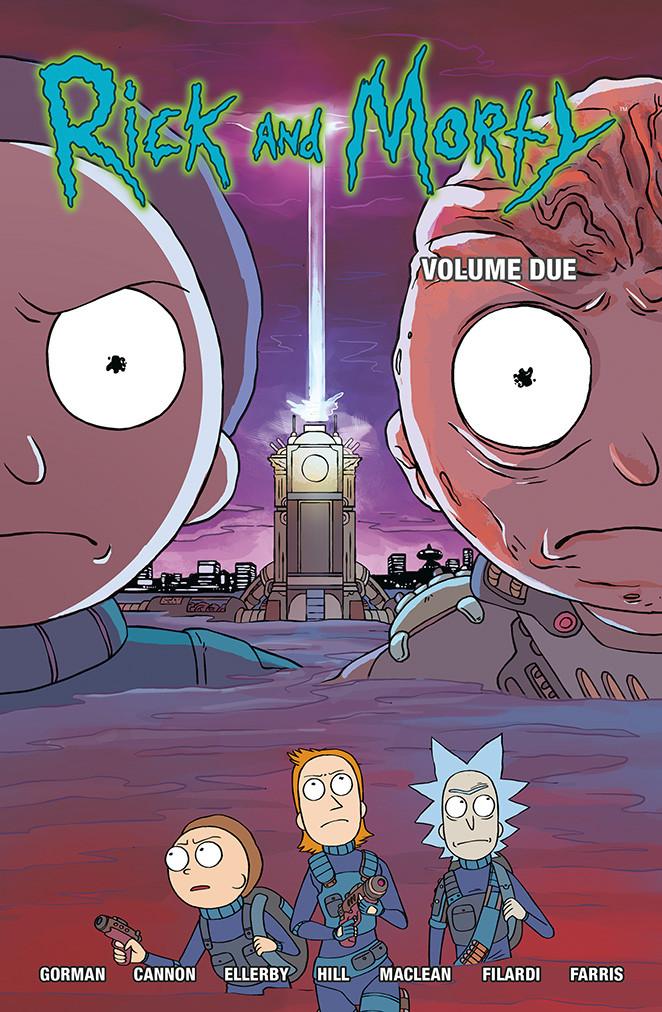 Rick and Morty vol. ...