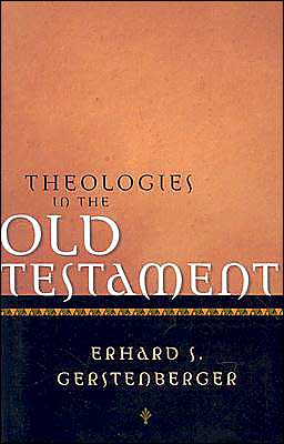 Theologies of the Old Testament