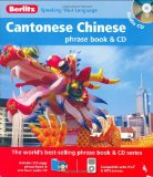 Cantonese Chinese Phrase Book and CD