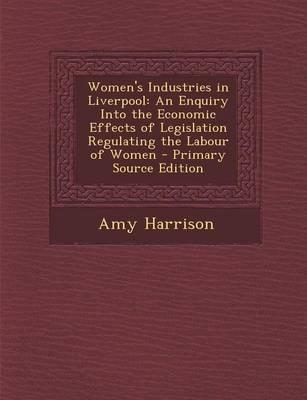 Women's Industries in Liverpool