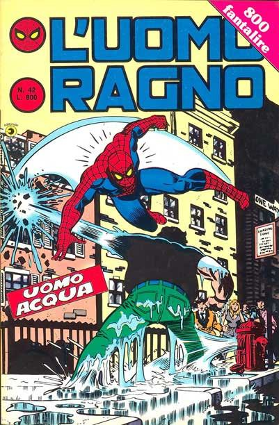 L'Uomo Ragno (2a serie) n. 42