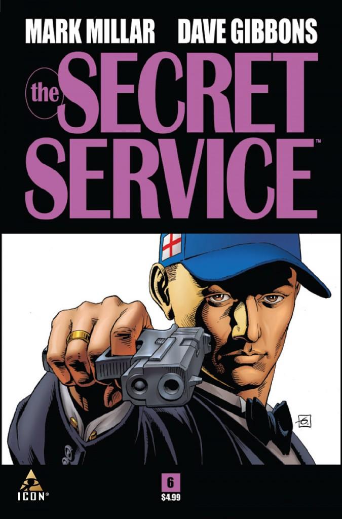 The Secret Service Vol.1 #6