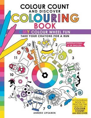 Colour Count and Discover Colouring Book