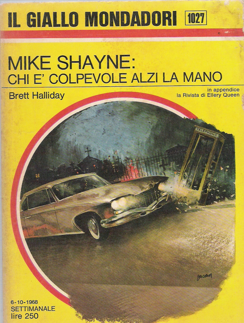 Mike Shayne: chi è ...