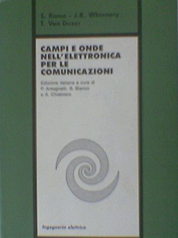 Campi e onde nell'elettronica per le comunicazioni