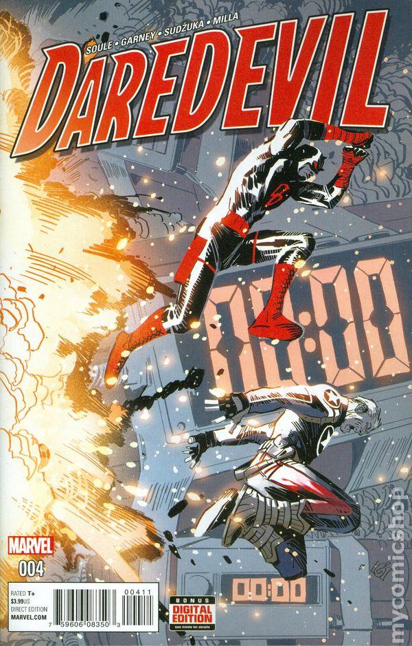 Daredevil Vol.5 #4