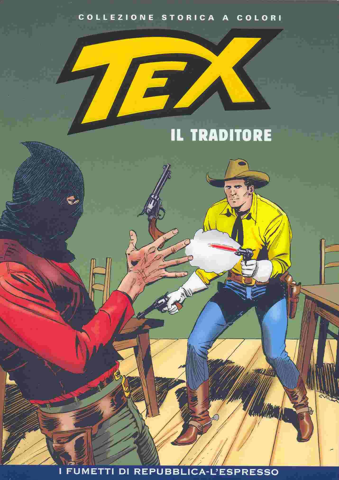 Tex collezione storica a colori n. 9