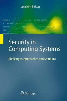 Security in Computing Systems