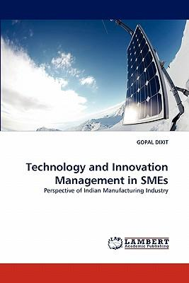 Technology and Innovation Management in SMEs