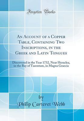 An Account of a Copp...