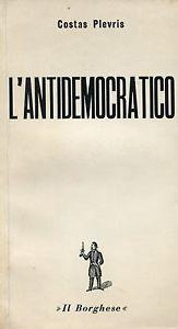 L'antidemocratico
