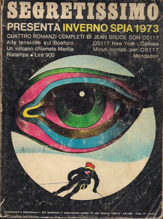 Segretissimo Inverno spia 1973