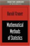 Mathematical Methods of Statistics.