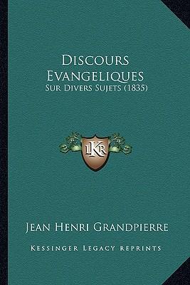 Discours Evangelique...