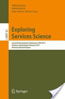 Exploring Services Science