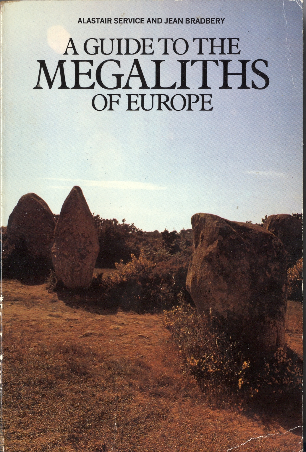 Guide to Megaliths of Europe