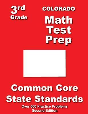 Colorado 3rd Grade Math Test Prep