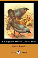 Catalogue of British Columbia Birds