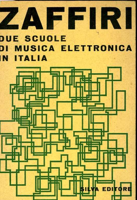 Due scuole di musica elettronica in Italia