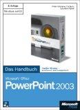 Microsoft Office PowerPoint 2003 - Das Handbuch