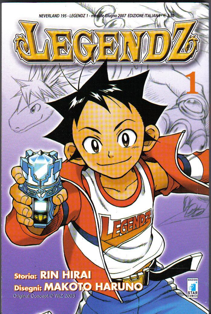 Legendz - vol.1