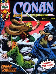 Conan il Barbaro Colore n. 61