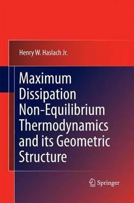 Maximum Dissipation Non-equilibrium Thermodynamics and Its Geometric Structure