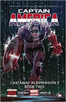 Captain America - Volume 2: Castaway In Dimension Z - Book 2 (marvel Now) (marvel Now)