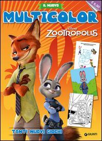 Zootropolis. Il nuovo multicolor