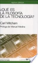 Qué és la filosofía de la tecnología?