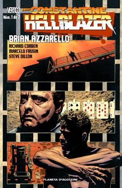 Hellblazer de Brian Azzarello Nº 01