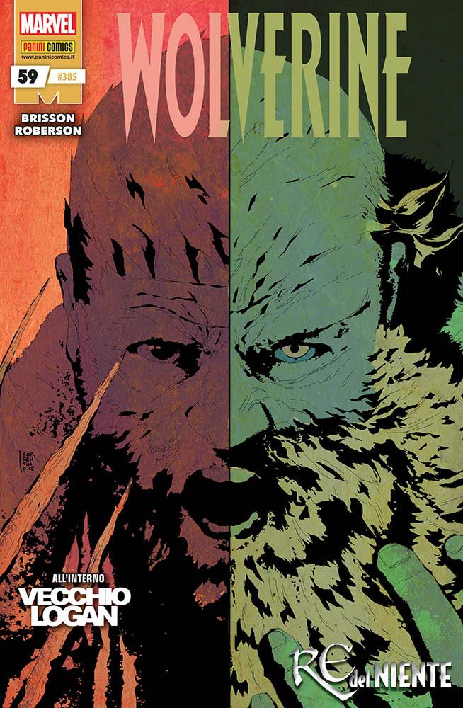 Wolverine n. 385