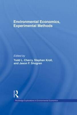 Environmental Economics, Experimental Methods