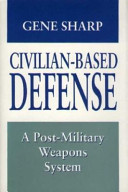 Civilian-based defense