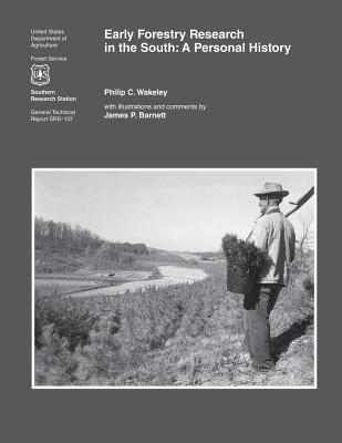 Early Forestry Research in the South