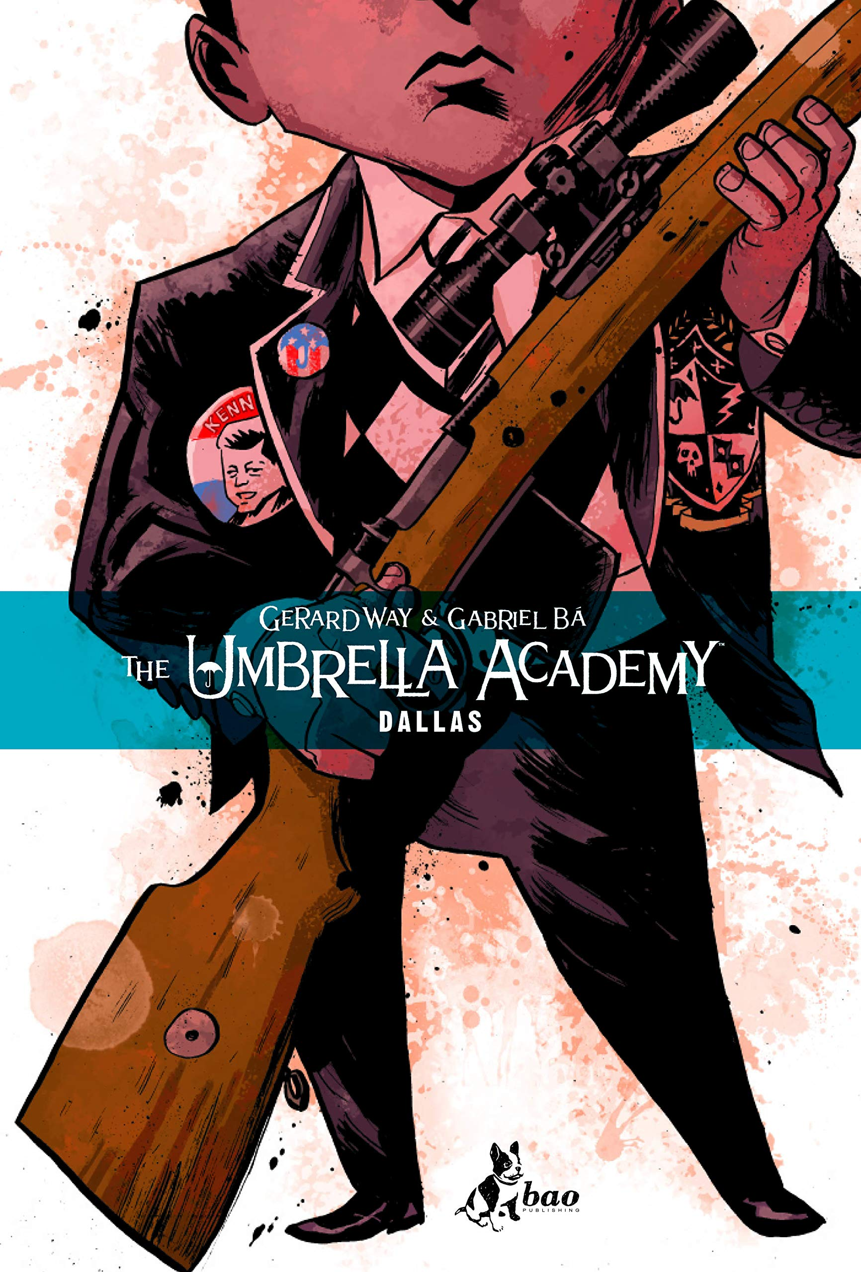 Umbrella academy vol...