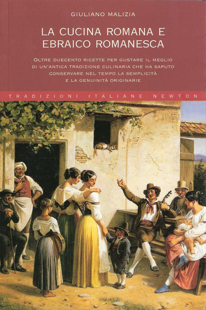 La cucina romana ed ebraico - romanesca