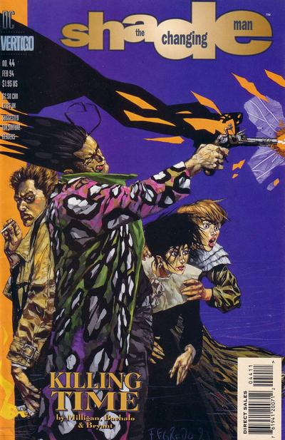 Shade, the Changing Man Vol.2 #44