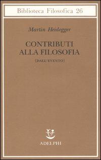 Contributi alla filosofia (Dall'evento)